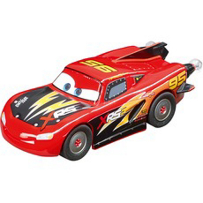 CARRERA GO!!! DISNEY PIXAR CARS- LIGHTNING MCQUEEN - ROCKET RACE