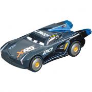 CARRERA GO!!! DISNEY PIXAR CARS- JACKSON STORM - ROCKET RACER 20