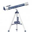 Telescopio giocattolo Bresser Blu/Grigio 60/700