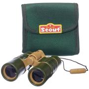 Binocolo scout con custodia giocattolo