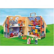 Playmobil Casa Delle Bambole Portatile 5167