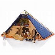 Playmobil History (5386). Grande Piramide del Faraone