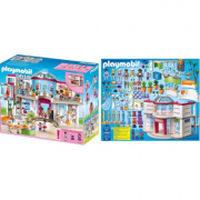 Centro commerciale playmobil 5485