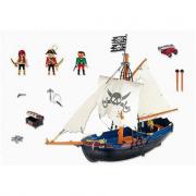Playmobil Pirates (5810). Barca Corsari