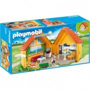 Playmobil Summer Fun Casa delle Vacanze Portatile