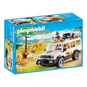 Playmobil - FUORISTRADA NELLA SAVANA CON I LEONI