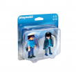 Playmobil 9218 - Duo Pack - Poliziotto E Ladro