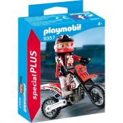 PLAYMOBIL 9357 CAMPIONE DI MOTOCROSS