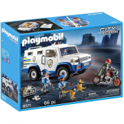Playmobil Furgone con personaggi