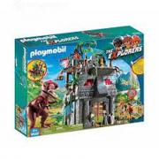 Playmobil - CAMPO BASE E T-REX