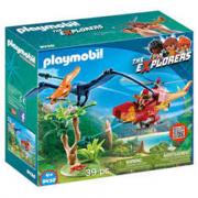 Playmobil - Elicottero E Pterodattilo
