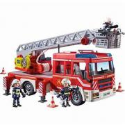 Playmobil autoscala dei vigili del fuoco