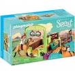 Playmobil Spirit - Lucky e la Stalla di Spirit