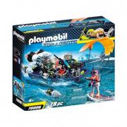 Playmobil 70006- Barca d'assalto