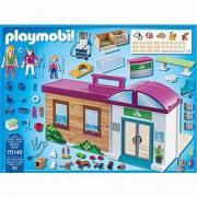 Playmobil Redisenza degli Animali (70146). Clinica Veterinaria