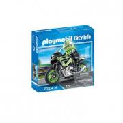 70204 playmobil- motociclista