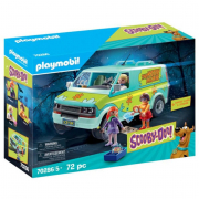 Playmobil ? Scooby-Doo! Mystery Machine ? 70286