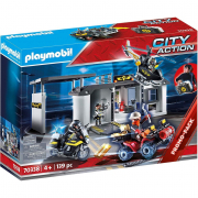 70338 Centrale Portatile Playmobil