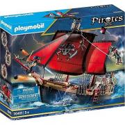 Playmobil Galeone dei Pirati 70411