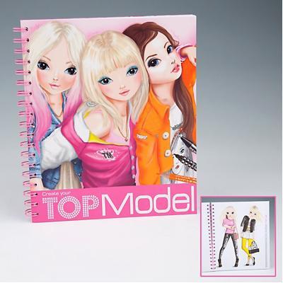 Top model album crea la tua top model giochi giocattoli for Crea la tua cameretta