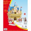 Puzzle 3D di legno Castello delle fiabe