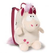 Zaino Peluche a forma di unicorno Theodor