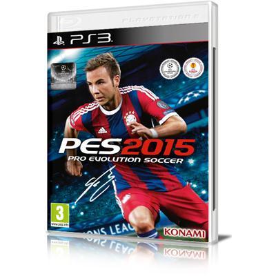 PES 2015 Playstation 3