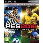 PS3 Pro Evolution Soccer 2016