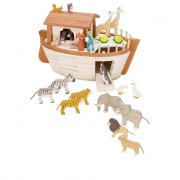 Arca di Noe' in legno Goki