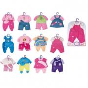 Vestito per bambole 30-36 cm. ass.