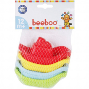 Beeboo set 4 barchette