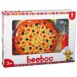 Set pizza in plastica