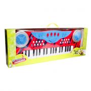 Pianola con microfono 59cm