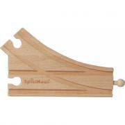 Scambio per trenini in legno