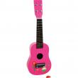 Chitarra in legno rosa