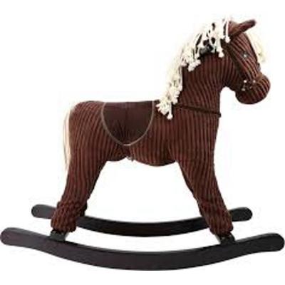 Cavallo a dondolo galoppo