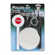 Set polizia gioco 5 pezzi