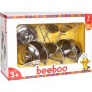 Set pentoline giocattolo acciaio 7 pezzi