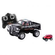 Jeep fuori strada racer RC
