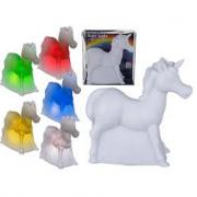 Unicorno lampada notte a led