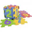 Tappeto puzzle eva numeri cm. 30x30