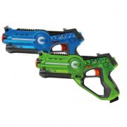 Set 2 pistole laser