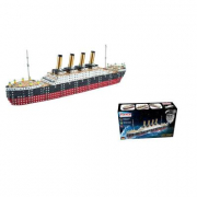 Rms titanic 1/380 nave giocattolo meccano