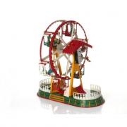 Ruota panoramica con comando a molla - giocattolo meccanico