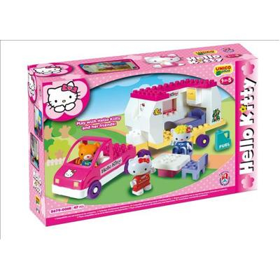 Unico La roulotte di Hello Kitty