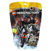 6222 Lego Hero Factory CORE HUNTER 7/14 anni