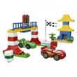 5819 Lego Duplo Cars - Gran Premio di Tokyo 2-5 anni