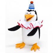 Madagascar 3 - Pinguino Skipper cm. 20 peluche