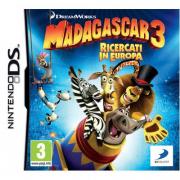 Madagascar 3 Ds