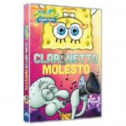 Spongebob - Clarinetto Molesto Dvd
